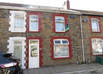 Thumbnail 3 bed terraced house for sale in Francis Street, Rhydyfelin, Pontypridd