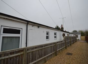 Thumbnail 1 bed bungalow for sale in Bulford Road, Shipton Bellinger, Tidworth