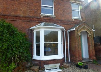 Thumbnail 1 bedroom flat to rent in Kings Road, Bury St. Edmunds