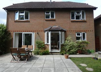 Thumbnail 4 bed detached house for sale in Mulberry Way, Heathfield
