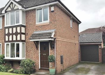 Thumbnail 3 bed semi-detached house for sale in Gregory Meadow, Garstang, Preston