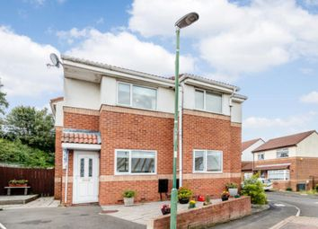 Thumbnail 2 bed flat to rent in Kip Hill Court, Stanley