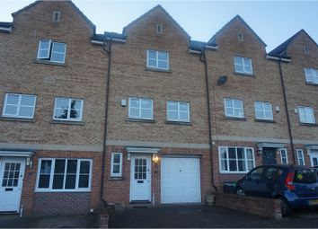 Thumbnail 4 bed terraced house to rent in Blue Falcon Road, Bristol