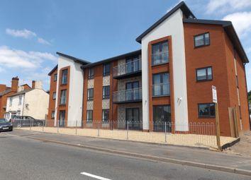 Thumbnail 2 bed flat to rent in Watling Street, Bridgtown, Cannock