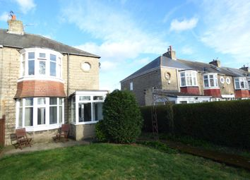 Thumbnail 2 bedroom semi-detached house for sale in North Seaton Road, Ashington