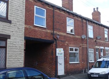 Thumbnail 3 bed terraced house to rent in Granville Street, Cutsyke Castleford