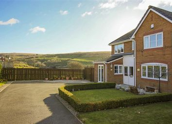 Thumbnail 4 bed detached house for sale in Cotman Close, Bacup, Lancashire