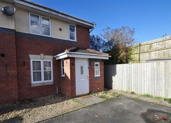 Thumbnail 3 bed end terrace house to rent in Poplar Avenue, Wyre Piddle, Pershore