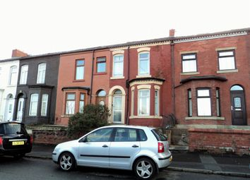 Thumbnail 3 bed terraced house to rent in Pringle Street, Blackburn