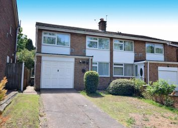 Thumbnail 3 bed semi-detached house for sale in Boxley Close, Maidstone
