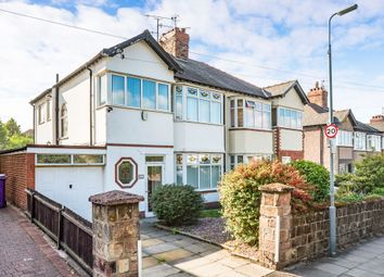 Thumbnail 3 bed semi-detached house for sale in Barkhill Road, Aigburth, Liverpool