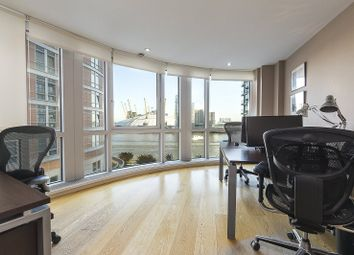 Thumbnail 2 bed flat for sale in Ontario Tower, Fairmont Avenue, Canary Wharf, London