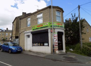 Thumbnail 1 bed end terrace house for sale in Park Road, Bradford