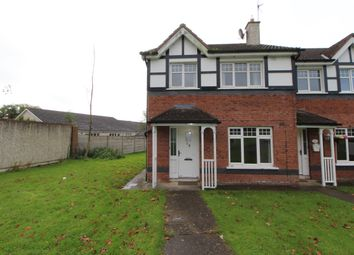 Thumbnail 3 bed terraced house for sale in 15 Spire View Parade, Johnstown, Navan, Meath