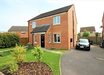 Thumbnail 2 bed semi-detached house to rent in Kensington Close, Dinnington, Sheffield