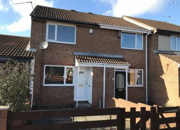 Thumbnail 2 bed terraced house for sale in Cook Close, South Shields