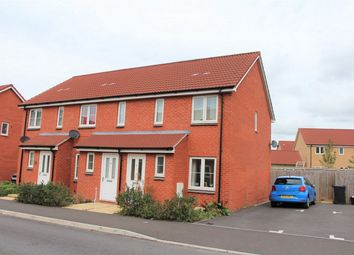 Thumbnail 2 bed end terrace house to rent in Merino Way, Bridgwater