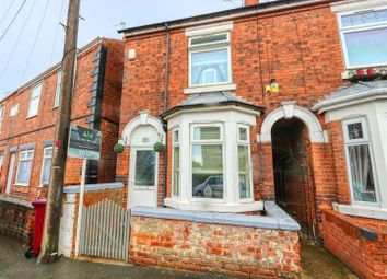 Thumbnail 3 bed semi-detached house to rent in Hunloke Road, Holmewood, Chesterfield, Derbyshire