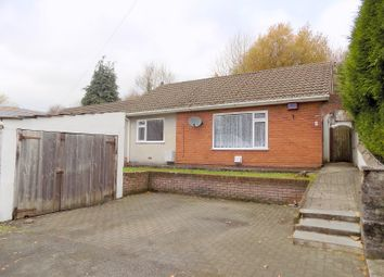 Thumbnail 2 bed detached bungalow for sale in Gelliceibryn, Glynneath, Neath, Neath Port Talbot.