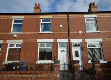 Thumbnail 2 bedroom terraced house to rent in Denstone Road, Reddish, Stockport, Cheshire