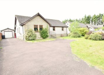 Thumbnail 3 bed detached house for sale in Burnside Place Cleghorn, Lanark