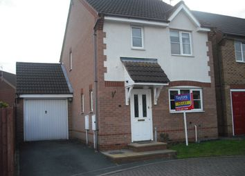 Thumbnail 3 bed detached house to rent in Stanier Drive, Thurmaston