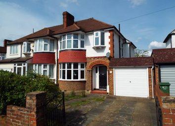 Thumbnail 3 bedroom semi-detached house for sale in Worcester, Surrey, .