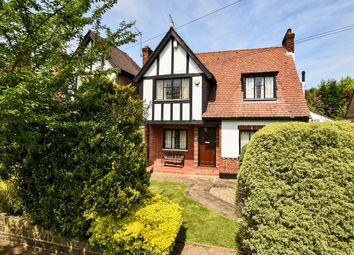 Thumbnail 3 bed detached house for sale in Valley Avenue, London