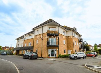 Thumbnail 2 bed flat for sale in Wembley Close, Romford