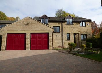 Thumbnail 4 bed detached house for sale in Vicarage Meadow, Mirfield
