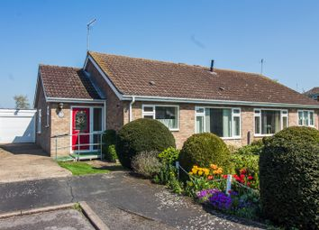 Thumbnail 3 bed semi-detached bungalow for sale in Adelaide Walk, Huntingdon
