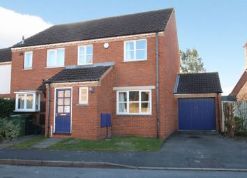 Thumbnail 3 bedroom semi-detached house to rent in St. Hughs Rise, Didcot