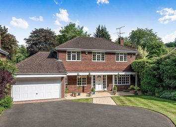 Thumbnail 3 bed detached house for sale in Walton Lane, Brocton, Stafford