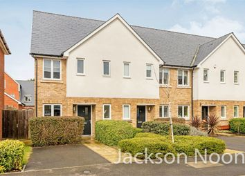 Thumbnail 2 bed semi-detached house for sale in Parkview Way, Epsom