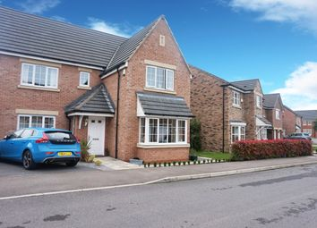 Thumbnail 4 bed detached house for sale in Fleming Way, Willington, Crook