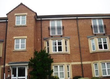 Thumbnail 2 bed flat for sale in Royal Troon Drive, Wakefield