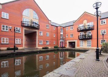 Thumbnail 2 bedroom flat for sale in James Brindley Basin, Manchester, Greater Manchester