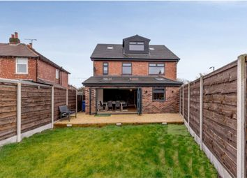 Thumbnail 5 bed detached house for sale in Crossway, Woods Moor, Greater Manchester