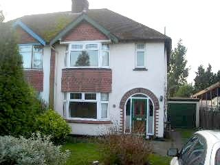 Thumbnail 3 bed semi-detached house to rent in Ashford Road, Bearsted