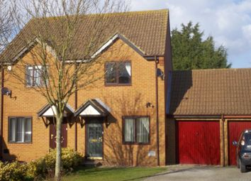 Thumbnail 2 bed semi-detached house to rent in Wistmans, Furzton, Milton Keynes