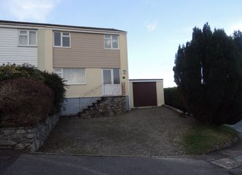 Thumbnail 3 bed property to rent in Ashley Close, Penwithick, St Austell