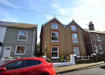 Thumbnail 4 bed semi-detached house for sale in Albert Street, Cowes, Isle Of Wight
