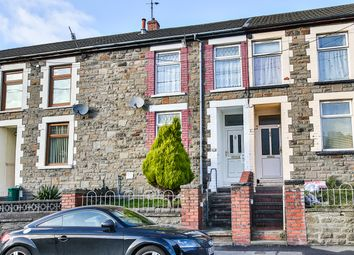 Thumbnail 3 bedroom terraced house for sale in Castle Street, Cwmparc, Treorchy