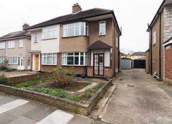 Thumbnail 2 bed semi-detached house for sale in Milverton Drive, Uxbridge