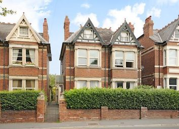 Thumbnail 2 bedroom flat to rent in Aylestone Hill, Hereford