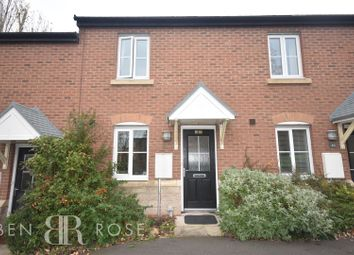 Thumbnail 2 bed terraced house for sale in Folly Wood Drive, Chorley