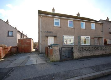 Thumbnail 3 bed semi-detached house for sale in Schoolhill Terrace, Lossiemouth