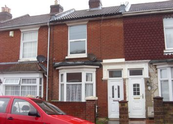 Thumbnail 3 bed terraced house to rent in Edmund Road, Southsea