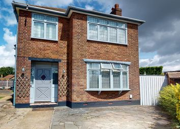 Thumbnail 3 bed detached house for sale in Greenock Way, Rise Park, Romford