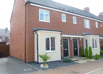 Thumbnail 2 bed end terrace house to rent in St Thomas Way, Hawksyard, Rugeley
